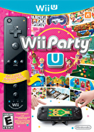 Wii Party U packshot