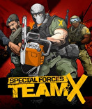 Special Forces: Team X packshot