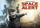 Space alert packshot