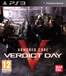 Armored Core: Verdict Day packshot