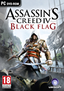 Assassin's Creed 4: Black Flag packshot