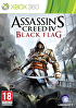 Packshot for Assassin's Creed 4: Black Flag on Xbox 360