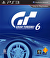 Packshot for Gran Turismo 6 on PlayStation 3