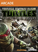 Teenage Mutant Ninja Turtles: Out of the Shadows packshot