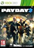 Packshot for PayDay 2 on Xbox 360