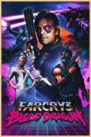 Far Cry 3: Blood Dragon packshot