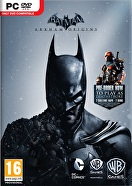 Batman Arkham Origins packshot