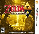 The Legend Of Zelda: A Link Between Worlds packshot