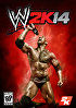 Packshot for WWE 2K14 on Xbox 360