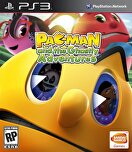Pac-Man and the Ghostly Adventures packshot
