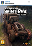 Spintires packshot