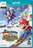 Mario & Sonic at the Sochi 2014 Olympic Winter Games packshot