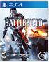 Packshot for Battlefield 4 on PlayStation 4