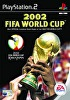 Packshot for 2002 FIFA World Cup on PlayStation 2