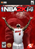 Packshot for NBA 2K14 on PC