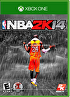 Packshot for NBA 2K14 on Xbox One