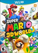 Super Mario 3D World packshot