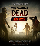 The Walking Dead: 400 Days packshot