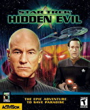 Star Trek: Hidden Evil packshot