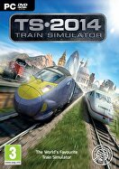 Train Simulator 2014 packshot