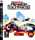Packshot for Burnout Paradise: The Ultimate Box on PlayStation 3