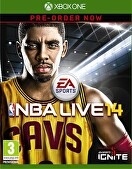 NBA Live 14 packshot