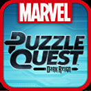 Marvel Puzzle Quest: Dark Reign packshot