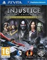 Packshot for Injustice: Gods Among Us Ultimate Edition on PlayStation Vita
