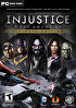 Packshot for Injustice: Gods Among Us - Ultimate Edition on PC