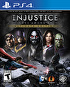 Packshot for Injustice: Gods Among Us - Ultimate Edition on PlayStation 4