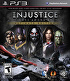 Packshot for Injustice: Gods Among Us - Ultimate Edition on PlayStation 3