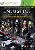 Packshot for Injustice: Gods Among Us - Ultimate Edition on Xbox 360