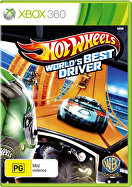 Hot Wheels: World's Best Driver packshot