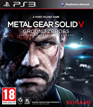 Metal Gear Solid 5: Ground Zeroes packshot