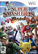 Super Smash Bros. Brawl packshot