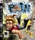 Packshot for PAIN on PlayStation 3