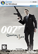Quantum of Solace: The Game packshot