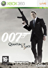 Packshot for Quantum of Solace: The Game on Xbox 360