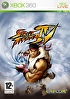 Packshot for Street Fighter IV on Xbox 360