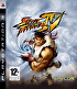 Packshot for Street Fighter IV on PlayStation 3