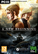 A New Beginning packshot