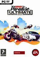 Burnout Paradise: The Ultimate Box packshot