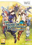 Tales of Symphonia: Dawn of the New World packshot