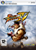 Packshot for Street Fighter IV on PC