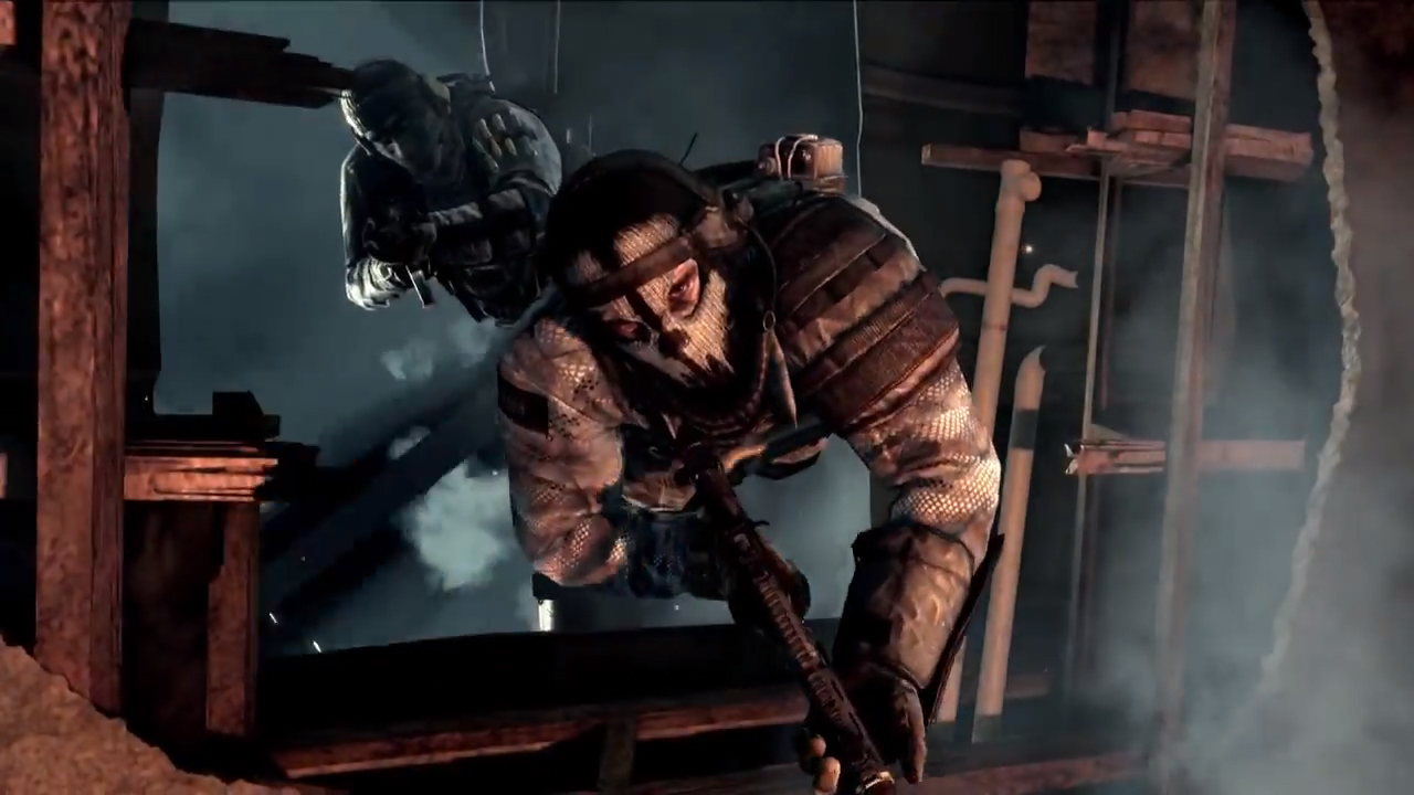 The images for --> Call Of Duty Ghost Without Mask