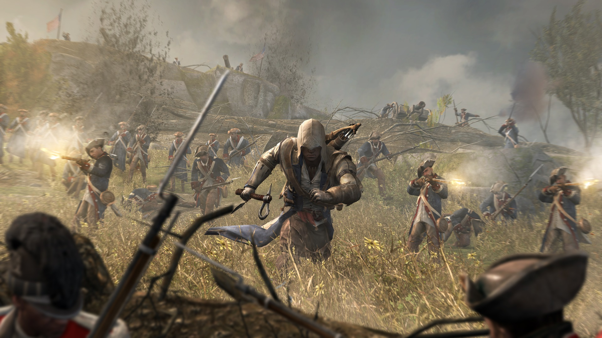 Is Assassin's Creed 3 That Bad? Flashback Review | USgamer