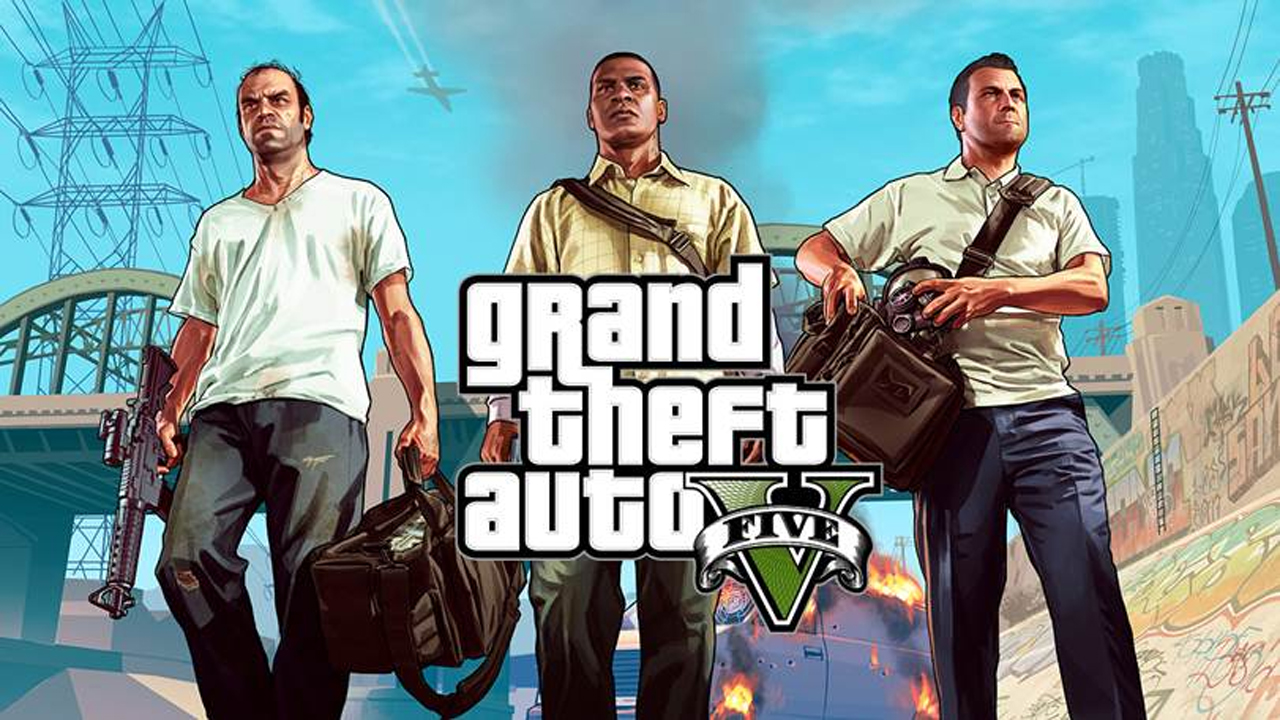 GTA, Video Games, GTA V, Grand Theft Auto