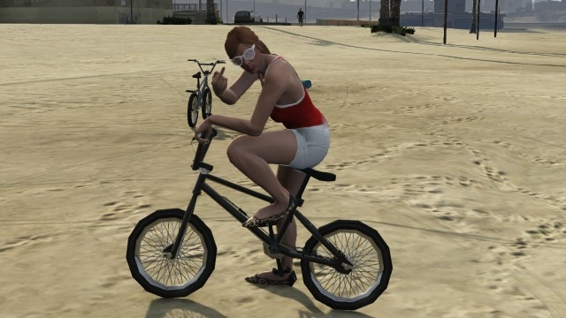 Bikes Gta V Nicole Kidman was never this