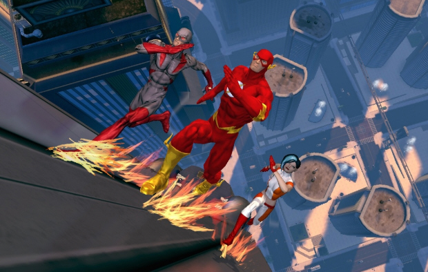 Charging your super heroes dc universe online comes to ps4 usgamer