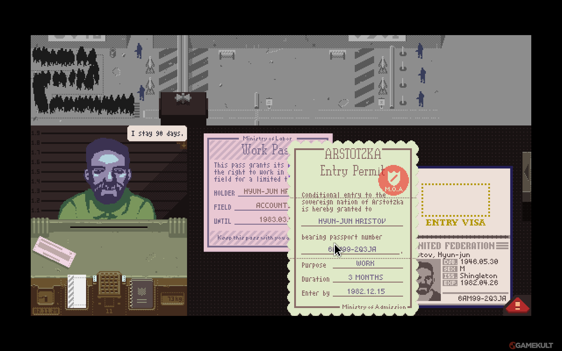 Papers, Please (Game) - Giant Bomb